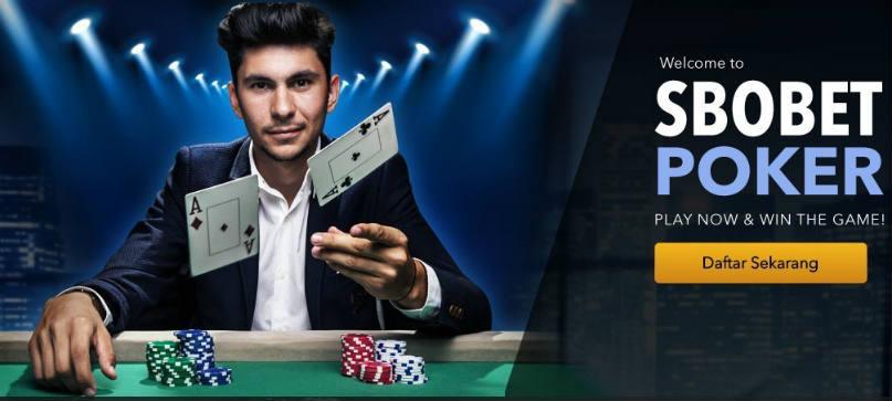 Poker terbaik di sbobet indonesia